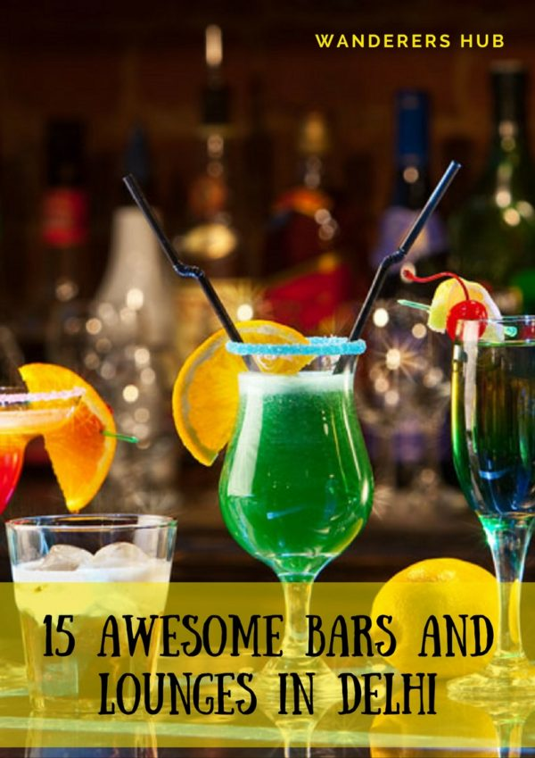 Top Bars And Lounges In Delhi: Know Our Favorite 15