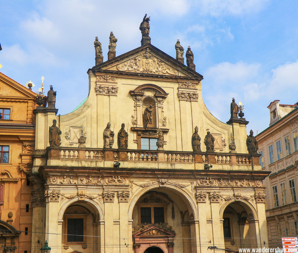 walking tour Prague