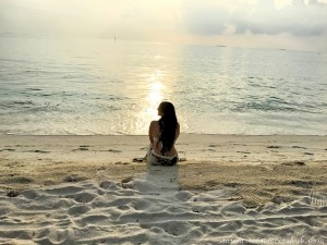 Best Sunsets at Maldives Olhuveli Resort