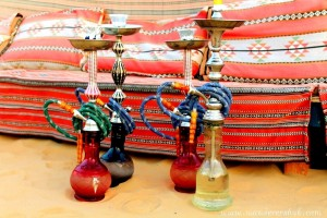 Dubai - famous for its Hookah culture
