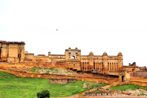 History of India is all about Glorious Monuments - Amer Fort, Jaipur