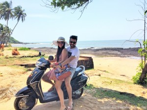 Scooty Rides in Goa - Oh! Yes.